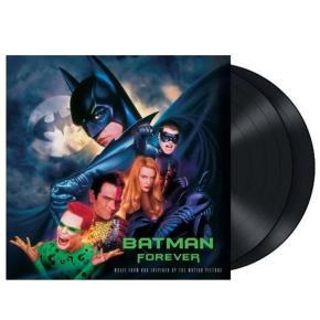 Batman Forever (Music From The Motion Picture) - 2LP (Farvet vinyl) / Various Artists | Soundtrack / 1995/2021