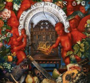 King's Disease - CD / Nas / 2020