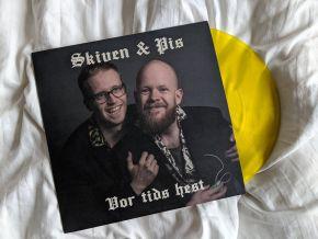 Vor Tids Hest - LP (RSD 2020 Tisgul Vinyl) / Skiven & Pis / 2020
