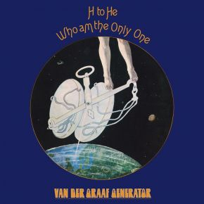 H To He Who Am The Only One - 2CD+DVD / Van Der Graaf Generator / 1970/2021