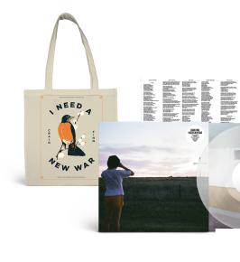 I Need A New War - LP (Klar vinyl - Signeret) + Mulepose / Craig Finn / 2019