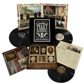 Peaky Blinders Soundtrack s. 1-5 - 3LP / Various Artists | Soundtrack / 2019