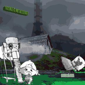Ensom Leika - LP / Nicho1 & Metalelefant / 2018