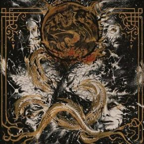 Created In The Image Of Suffering - LP (Farvet Vinyl) / King Woman / 2021