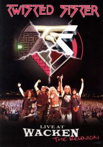 Live At Wacken: The Reunion - DVD+CD / Twisted Sister / 2005/2010