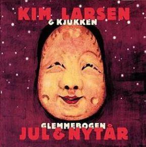 Glemmebogen - Jul & Nytår - LP / Kim Larsen & Kjukken / 2016