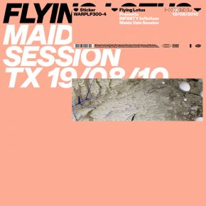 "Presents INFINITY ""Infinitum"" - Maida Vale Session - 12"" Vinyl / Flying Lotus / 2019"