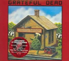 Terrapin Station - CD (HDCD) / Grateful Dead / 1977 / 2006