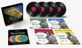 "The Savoy 10-Inch Lp Collection - 4 10"" Vinyl (Bokssæt) / Charlie Parker / 2020"