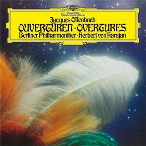 Ouvertures - LP / Herbert von Karajan, Jacques Offenbach / 2019