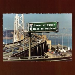 Back To Oakland - LP / Tower Of Power / 1974 / 2015