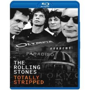Totally Stripped - Blu-Ray / The Rolling Stones / 2016