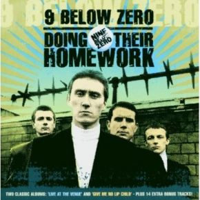 Doing Their Homework - 2CD / Nine Below Zero / 2004