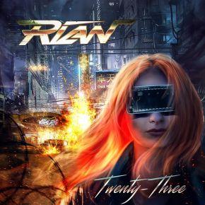 Twenty-Three - CD / RIAN / 2021