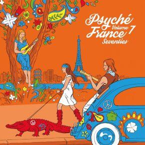 Psyché France Vol.7 - LP (RSD 2021) / Various Artists / 2021