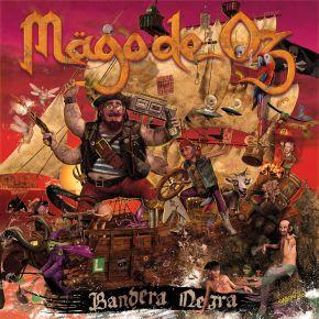 Bandera Negra - CD / Mägo De Oz / 2021