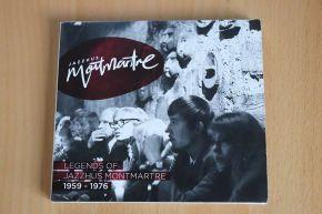 Legends of Jazzhus Montmartre - CD / Various Artists / 2010
