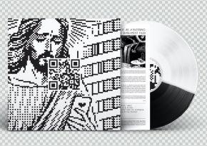 (Don't) Welcome The Plague As A Blessing / The Babelsberg Basement Files - LP (RSD 2020 Farvet Vinyl) / Gruff Rhys / 2020