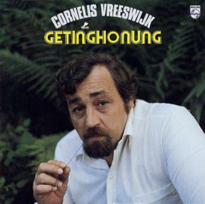 Getinghonung - LP / Cornelis Vreeswijk / 1974