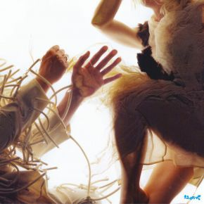 Animal - LP (Hvid & Turkis Vinyl) / LUMP Feat. Laura Marling / 2021