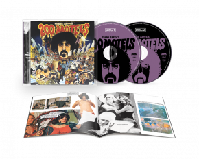 200 Motels (Official Soundtrack) (50th Anniversary Edition) - 2CD / Frank Zappa | Soundtrack / 1971/2021