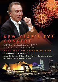 NEW YEAR'S EVE CONCERT 1997 - Blu-Ray / Claudio Abbado / 2020