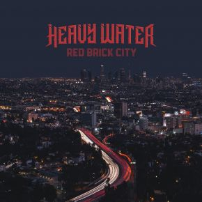 Red Brick City - CD / Heavy Water / 2021