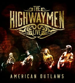 Live - American Outlaws - 3CD+DVD / The Highwaymen / 2016