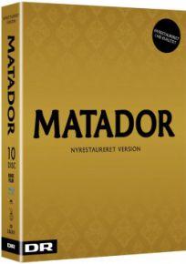 Matador (Nyrestaureret) - 12DVD / Matador / 2017