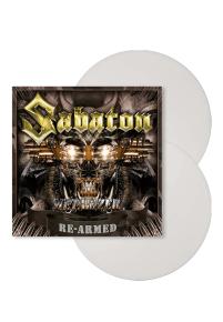 Metalizer (Re-Armed) - 2LP (Hvid Vinyl) / Sabaton / 2007/2021