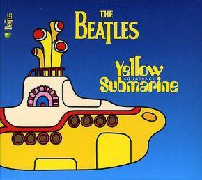 Yellow Submarine Songtrack - CD / The Beatles / 2012