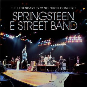 The Legendary 1979 No Nukes Concerts - 2CD+DVD / Bruce Springsteen / 2021