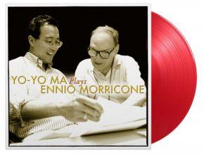 Yo-Yo Ma Plays Ennio Morricone - 2LP (Farvet vinyl) / Yo-Yo Ma / 2004 / 2021