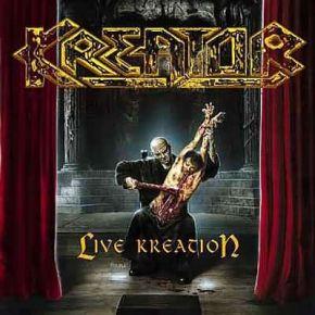 Live Kreation - 3LP / Kreator / 2003