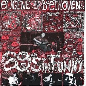 Sin Funny - 2 LP / Eugene Von Beethoven / 1990