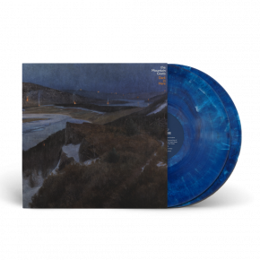 Dark In Here - 2LP (Blå Marble Vinyl) / Mountain Goats / 2021