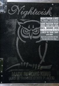 Made In Hong Kong (And In Various Other Places) - DVD + CD / Nightwish / 2009