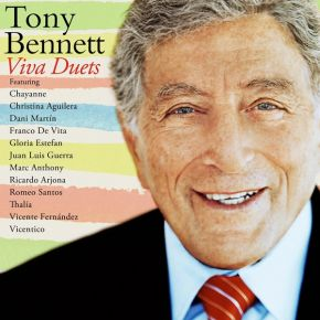 Viva Duets - CD / Tony Bennett / 2012