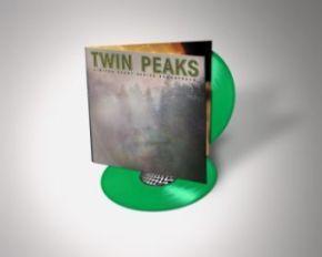 Twin Peaks (Limited Event Series Soundtrack) - 2LP (Neon Grøn vinyl) / Various Artists / 2017