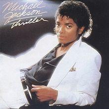 Thriller - LP / Michael Jackson / 1982/2015