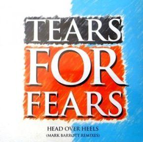 Head Over Heels (Mark Barrott Remixes) - LP / Mark Barrott / Tears For Fears / 1985 / 2018