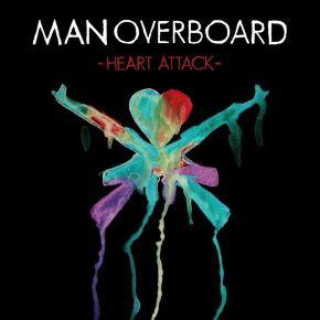 Heart Attack - LP (Farvet vinyl) / Man Overboard / 2013