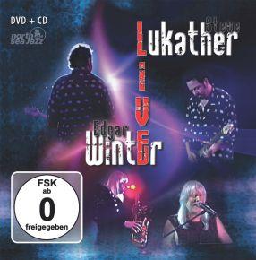 Live at North Sea Jazz 2000 - CD+DVD / Steve Lukather & Edgar Winter / 2021