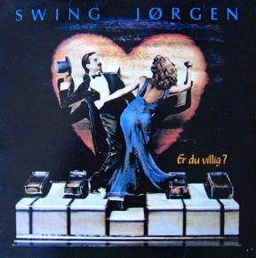 Er du villig? - LP / Swing Jørgen / 1979