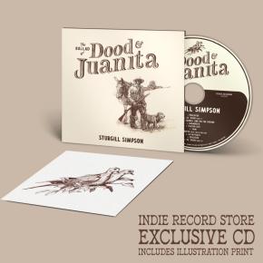 The Ballad Of Dood & Juanita - CD / Sturgill Simpson / 2021