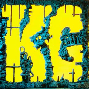 K.G Vol. 2 - CD / King Gizzard And The Lizard Wizard / 2020