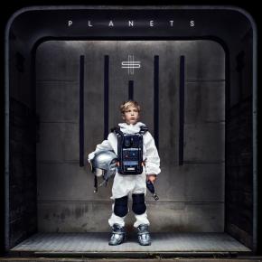 Planets - LP (RSD 2019 Vinyl) / Nicklas Sahl / 2019