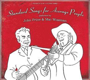Standard Songs For Average People - CD / John Prine / 2007