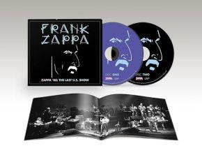 Zappa '88: The Last U.S. Show - 2CD / Frank Zappa / 2021