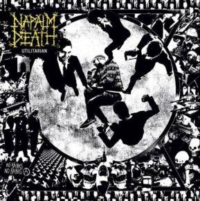 Utilitarian - 2LP / Napalm Death / 2012